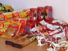 گزارش تصویری از مراسم افتتاح نمادین پایگاه تغذیه سالم در مدارس شهرستان بستک