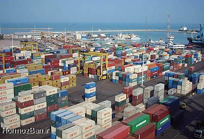 افزایش صادرات غیرنفتی از گمرک بندرلنگه