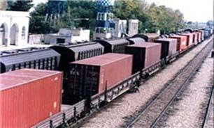 افزایش ۱۹ درصدی جابه جایی کالا از راه آهن هرمزگان