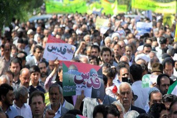 فریاد «مرگ بر اسرائیل» در کرانه های خلیج فارس طنین انداز شد