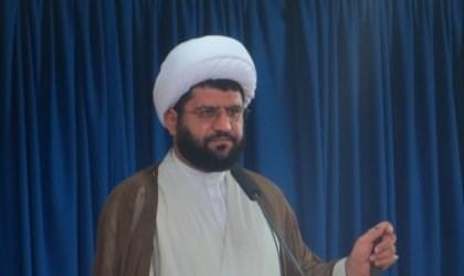امام جمعه قشم :  تیم مذاکره کننده هسته ای خطوط قرمز نظام را رعایت کرد
