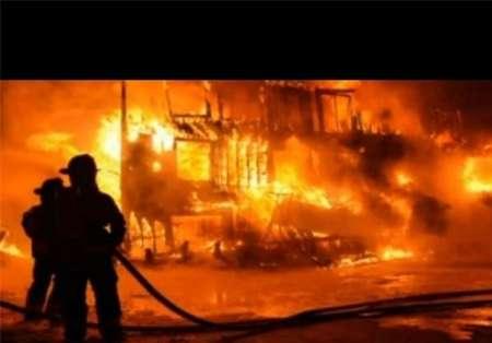 عامل اصلی آتش سوزی هتل هرمز دستگیر شد