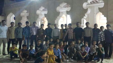 اعزام قرآن آموزان کانون روتان به اردوی فرهنگی تفریحی درون استانی