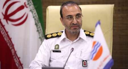 سرهنگ احمد رستمی: قشم به واحد خدمات کامل پلیس راهور مجهز می شود