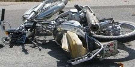 واژگونی موتورسیکلت در هرمزگان جان دو نفر را گرفت