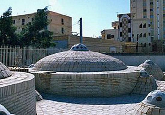 «حمام گلهداری» جاذبهای تاریخی در جوار خلیج فارس