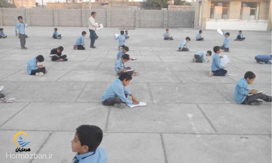 برگزاری مسابقات علمی در دبستان پاسداران و بنت الزهراء هشت بندی