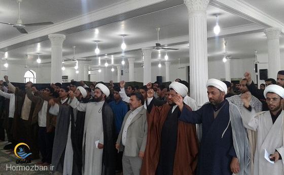 محمد ریاضی: برافرشته شدن پرچم اسلام ناب محمدی در کل سزمین حجاز