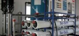 تامین آب روستاهای ۷ شهرستان هرمزگان با آب شیرین کن