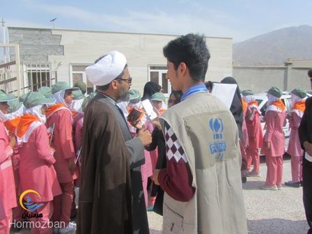 گزارش تصویری / راهپیمایی ۲۲ بهمن در بستک