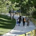 افتتاح بوستان و سالن ورزشی بانوان شهرستان سیریک با حضور استاندار هرمزگان