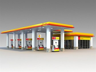 تعطیلى تنها پمپ بنزین شهر قشم