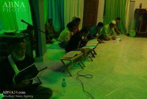برگزاری مراسم احیای شب قدر در مالزی +تصاویر