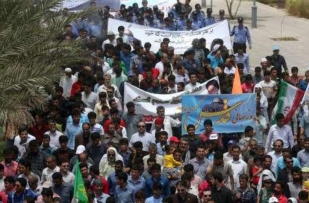 مسیر راهپیمایی روز قدس و محل برگزاری نماز عید فطر در کیش اعلام شد