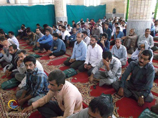 گزارش تصویری / سریال همیشگی حضور گسترده مردم در نماز جمعه هشت بندی