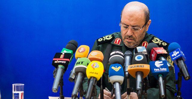 واکنش وزیر دفاع به تذکر جدی لاریجانی
