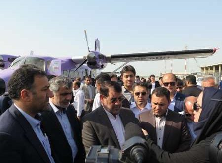 تاکسی هوایی بندرعباس- ابوموسی و بندرعباس -جاسک راه اندازی شد