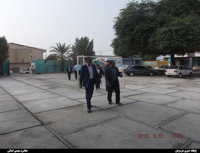 جشن شکوفه های شهرستان میناب برگزار شد + تصاویر 1