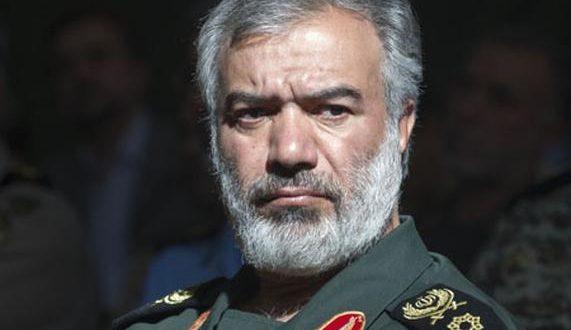 فرمانده نیروی دریایی سپاه درگذشت امیر شیرانی را تسلیت گفت