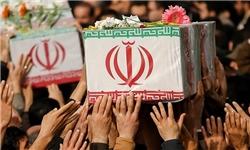 شیعه و سنی قشم ندای وحدت خود را به گوش استکبار جهانی رساندند
