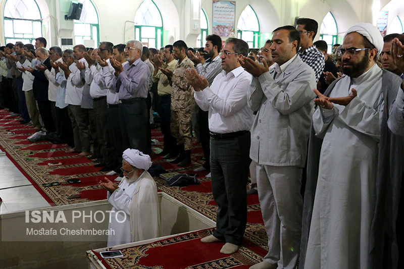 نماز عید قربان در بندرعباس