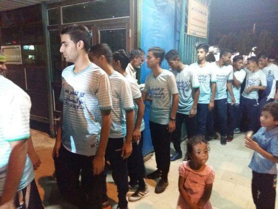 گزارش تصویری/ مراسم استقبال از تیم فوتسال بسیج میناب