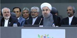 روحانی: حمایت از مردم و آرمان های فلسطین در صدر اصول سیاست خارجی ایران است