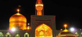 مددجویان بندرلنگه به مشهد مقدس اعزام شدند