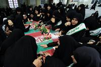 دکتر کمال جوانمرد: تدفین شهدای گمنام در دانشگاه آزاد اسلامی میناب در آینده ای نزدیک