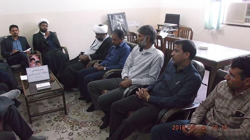 جلسه هماهنگی مراسم «احلی من عسل» در سازمان تبلیغات اسلامی برگزار شد + تصاویر
