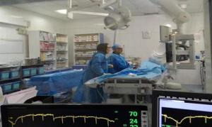 روش نوین درمان سکته های حاد قلبی در بیمارستان شهید محمدی بندرعباس
