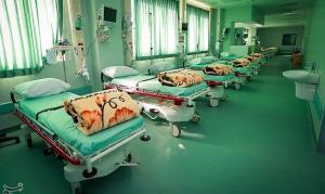 سهم مردم زریندشت هر ۲۲۸۰ نفر یک تخت بیمارستانی