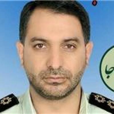 رئیس پلیس مبارزه با موادمخدر شهرستان بستک به شهادت رسید