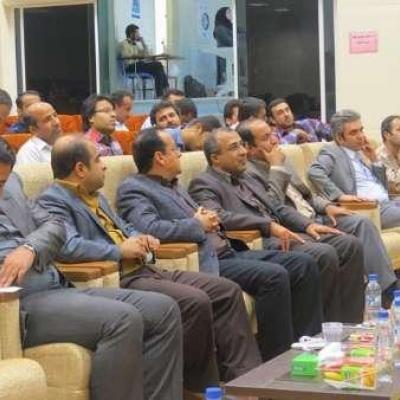 اولین همایش سرمایه گذاری و مشارکت اقتصادی در کنگان بوشهر