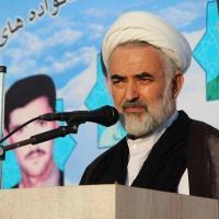 مظهر قدرت ایران شهدا هستند