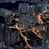عکس/ نمایی دیدنی از شهر هنگکنگ