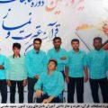 دانش آموزان مینابی موفق به کسب رتبه های برتر کشوری شدند + تصاویر
