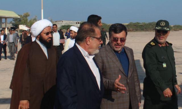 سرپرست فرمانداری ابوموسی: سفر استاندار محترم هرمزگان به شهرستان پربرکت است