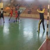 حضور نماینده میناب در لیگ دسته اول هندبال