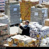 محموله هشت میلیارد ریالی مواد غذایی قاچاق در شهرستان میناب کشف شد