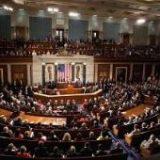 جلسه نمایندگان آمریکایی در حمایت از اغتشاشات اخیر ایران