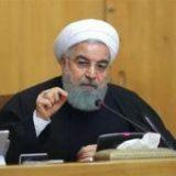 رونویسی روحانی از احمدینژاد در اعتراض به تغییرات بودجه در مجلس
