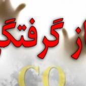 گازگرفتگی در کرمانشاه یک فوتی ویک مصدوم به جاگذاشت