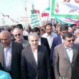 ملت ایران به الگوی ایستادگی در دنیا تبدیل شده است