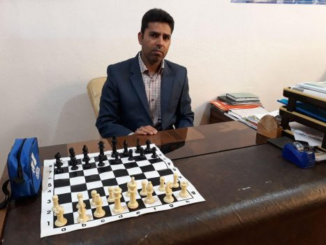پایان مسابقات شطرنج جام فجر شهرستان ابوموسی + تصاویر