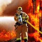 آماده باش آتش نشانی شهرداری ارومیه در چهارشنبه آخر سال