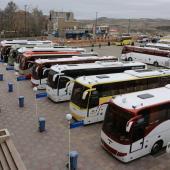 نرخ فروش انواع بلیت اتوبوس