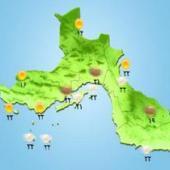 پیش بینی وزش باد در هرمزگان