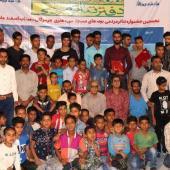 جشنواره استانی تئاتر مردمی بچه های مسجد در میناب به کار خود پایان داد