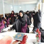 گزارش تصویری مسابقه «درسهایی از قرآن» در خرمآباد